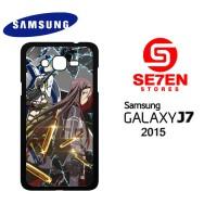 Casing HP Samsung J7 2015 Sword Art Online Season 2 Custom Hardcase