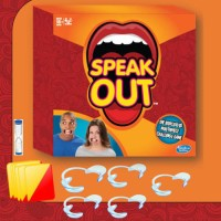 Jual  Mainan Tebak Kata Speak Out Game Toys T0210 Murah
