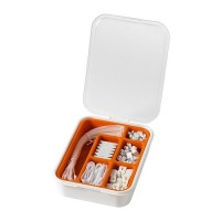 IKEA FIXA Cable Management Set (114 pcs) / Kotak Kabel