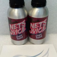 E Liquid Nets Juice Grape Punch 55 ml nic 3 mg Diskon
