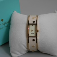 Kate Spade Confetti Spotted Carousel Bangle Watch