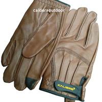 Kalibre Sarung Tangan Glover Kulit Leather Coklat 992061