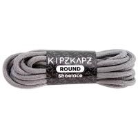KipzKapz RS28 Grey 140cm / 160cm - Tali Sepatu Bulat / Round Shoelace