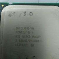 Jual Processor Intel Pentium@4 / 3.0Ghz / 2M / 800 Murah