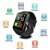 Onix Smartwatch U8 Original - 2 Color Black Only
