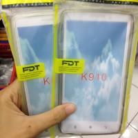 Jual Silikon Jelly Case Lenovo Vibe Z K910 Hitam Putih Transparan   Murah