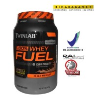 Twinlab 100% Whey Protein Fuel 2 Lbs Chocolate