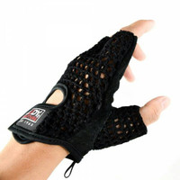 fitness,gym,senam,sarung tangan untuk fitness bahan genuine leather 50