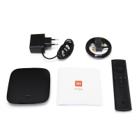 Jual Xiaomi Mi Box 3 Hezi 4K Ultra HD Set Top Box International Version Murah