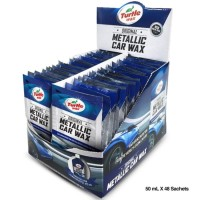 Turtle Wax Metalic Car 50ml (sachet)