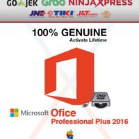 Jual Microsoft Office 2016 Professional Plus Original / Genuine Murah