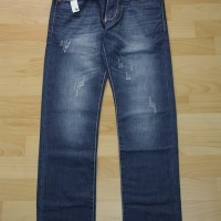 Jual Original ● BNWT ● G-Star Raw Ripped Jeans - Dark Blue Washed Murah
