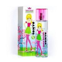 Parfum Original Paris Hilton Passport Tokyo 100ml EDT
