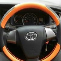 Sarung Setir Type Tron Orange