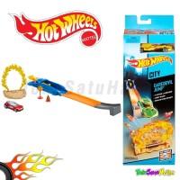 Hot Wheels Track Dare Devil Jump Diecast Hotwheels Original Mattel