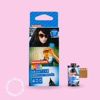 Roll Film 35mm Lomography Color Negative 400 (1 Roll)