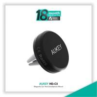 harga Aukey Hd-c5 - Air Vent  Magnetic Car Mount Holder Tokopedia.com