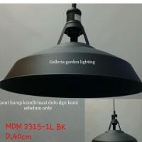 lampu gantung vintage dekorasi cafe H 2315/1