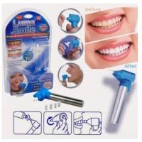 Jual  [ LUMA SMILE ] teeth polish whitener pembersih plak karang gigi Murah