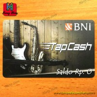 Tap Cash Tapcash BNI, E Card, E Toll (Saldo Rp. 0) - GUITAR