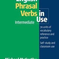 Cambridge English Phrasal Verbs in Use Intermediate