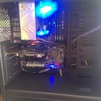 CPU 12 Core Ram 12 GB TripleCHanel Vga 4gb RX 550 Temen nya Rizen