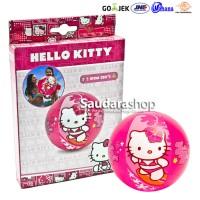 bagus Intex 58026 Beach Ball Hello kitty / Bola Pantai Hellokitty /