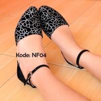 Jual Jual Flat Shoes NF04 Sepatu flat Balet Nf04 murah  Murah