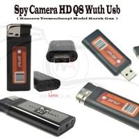 Best SpyTech SpyCam High Definition Q8 Lighter With Usb Camera Spy Mo