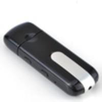 Best SpyTech SpyCam MINI DVR U8 SPY CAM IN PEN DRIVE SHAPE HITAM