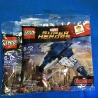 Lego Original Avengers Quinjet 30304 Polybag Marvel Superheroes