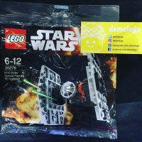 Lego Original Polybag First Order Special Force TIE Fighter 30276
