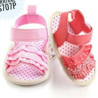 PW62 - prewalker sepatu sandal rimple anak bayi baby shoes girl