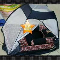 Jual set kasur bayi . tenda kelambu. kasur bantal guling kelambu. Murah