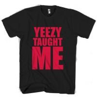 Kaos Yeezy Taught Me