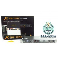harga Behringer X32 Core 40 Channel 25 Bus Digital Audio Rack Mixer [ X 32 ] Tokopedia.com