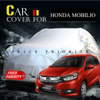 Body Cover / Sarung Mobil Mobilio Polyesther Waterproof