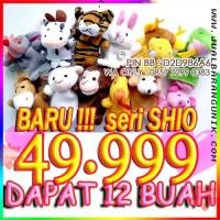Jual Boneka Jari seri SHIO - Zodiac Chinesse Animals (isi 12) Murah