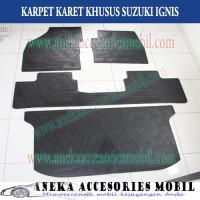 Karpet Karet / Karpet Lantai Khusus Mobil Suzuki Ignis