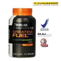 Creatine Fuel Twinlab Powder 300 gr/ Meningkatkan energi + stamina