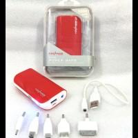 Power Bank Advance 5800 Mah Powerbank 5800MAh Advan PB 060 Mini Kecil