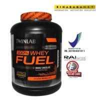 100% Whey Protein Fuel Twinlab 5Lbs Coklat/ Meningkatkan massa otot