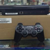 PS3 Super Slim 500GB OFW Full Game Refurbished Asli Sony