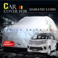 Body Cover / Sarung Mobil Daihatsu Luxio Polyesther 100% Waterproof