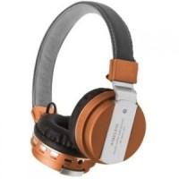 Headset Bluetooth Stereo JBL JB55 Metal Super Bass With Fm Radio