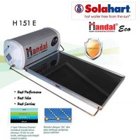 HANDAL SOLAR WATER HEATER ECO 151 E