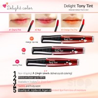 Jual Tony Moly Delight Tint Liptint 9ml ORIGINAL Murah