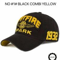 Jual Baseball Caps Import / Topi Fashion New York / Topi Denim Tumblr Murah