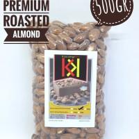 Kacang Almond Premium 500gr