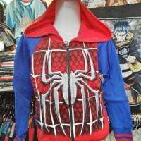 Hoodies/Jaket/Sweater Anak Spiderman